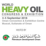 Wait You at WHOC 2018 Oman on September 3~5